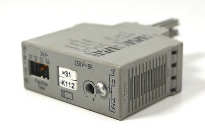 WAGO Zeitrelais 286 Relais Multifunction Timing Relay 286-640/004-000