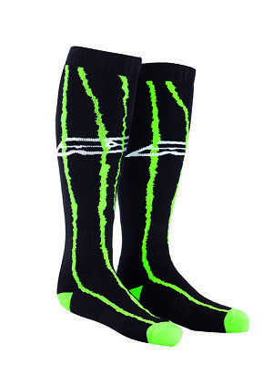 2018 AXO Motocross Socks - Monster - One Size - Motocross, Enduro, Trials
