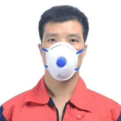 Pop Dust Filter Mask Disposable Activated Carbon PM2.5 Haze FFP2 N95 Mouth Cover