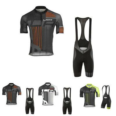 SUMMER Bicycle clothing cycling jersey & bib shorts sets Bike Team Tops Jumpsuit