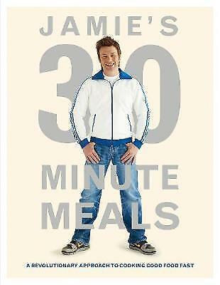 Jamie's 30-Minute Meals: A Revolutionary Approach to Cooking Good Food Fast, Jam