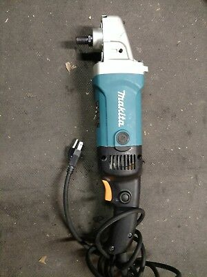 "MAKITA 9227C 7"" 10 AMP SANDER / POLISHER / BUFFER used"