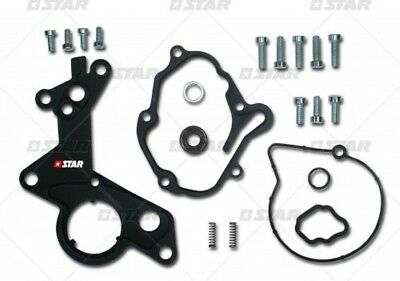 NEW Vacuum Fuel Tandem Pump Repair Kit Audi A3 A4 A6 1.9TDI 2.0TDI Seals Gaskets