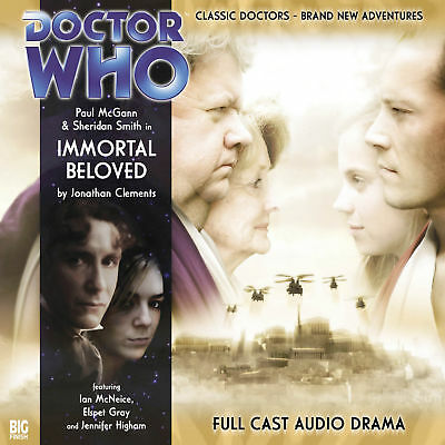 Doctor Who: Immortal Beloved, Jonathan Clements
