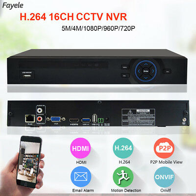 H 265 32CH NVR HD IP 1080P 5MP 4K ONVIF Hi3535 3G WIFI
