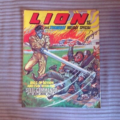 Lion comic Holiday Special 1971