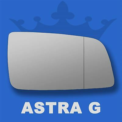 For Vauxhall Astra F 94-98 Right Driver side Aspheric wing door mirror glass