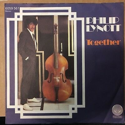 7'Philip Lynott >Together/Somebody elses dream< THIN LIZZY   Germany