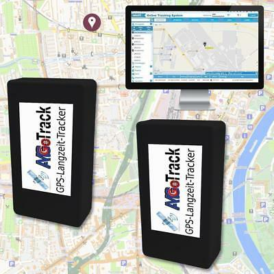 GPS Tracker Akku Laufzeit 6 Monate Tracking Plattform
