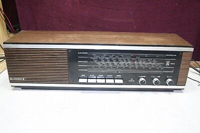 GRUNDIG RF111GB FM AM Radio Transistor working with faults