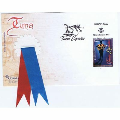 España Spain Sobres Primer Dia First Day Cover Complete Year Año Completo 2017