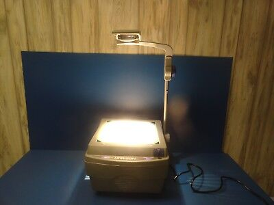 Apollo Horizon 2 Overhead Projector 16000 w/Bulb and Power Cord