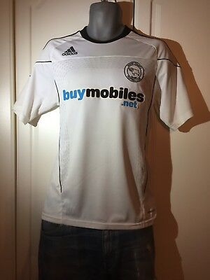 Derby County 2no 2010/11 home & away shirt bundle, both medium men's ⚽️🐑