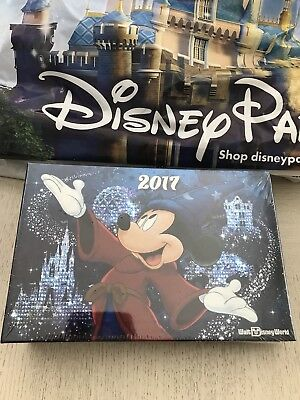 NEW Disney Parks 2017 Mickey Mouse Sorcerer 100 Photo Picture Album