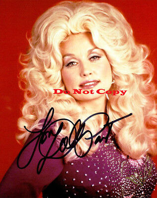 Dolly Parton Autographed Signed 8x10 photograph Reprint