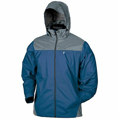 Frogg Toggs River Toadz Jacket Blue RT62140-722