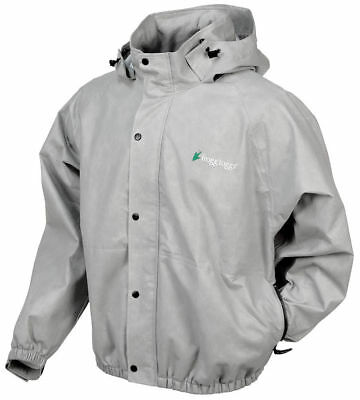 Frogg Toggs Pro Action Jacket Gray/Cloud PA63122-07