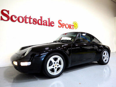 1997 Porsche 911 * ONLY 18K MILES...6sp Manual 1997 993 TARGA w ONLY 18K MILES * 6SP, SPORT SEATS, 1 of ONLY 1,121 PRODUCED!!