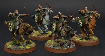 LOTR Riders of Rohan WELL PAINTED Lot 1