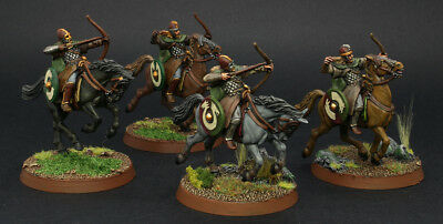 LOTR Riders of Rohan WELL PAINTED Lot 2