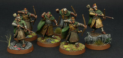 LOTR Warriors of Rohan WELL PAINTED Lot 1