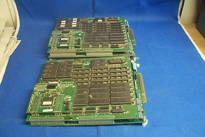2 Capcom Street Fighter 2 Jamma Game Boards work for Parts or Repair