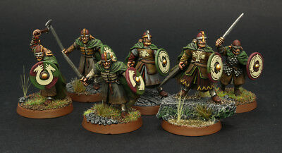 LOTR Warriors of Rohan WELL PAINTED Lot 2