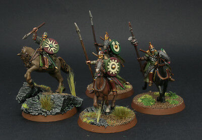 LOTR  Riders of Rohan WELL PAINTED Lot 5
