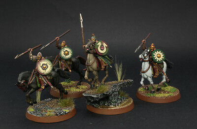 LOTR  Riders of Rohan WELL PAINTED Lot 6