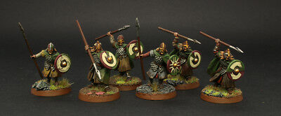 LOTR  Warriors of Rohan WELL PAINTED Lot 3