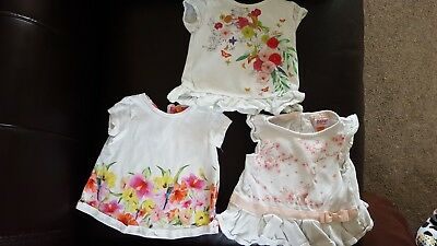 baby girls ted baker 3-6 months