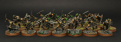 LOTR  Moria Goblin swords & Shields  Well Painted