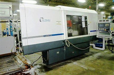 Blohm Planomat 412 Hp Cnc Surface And Profile Creep Feed Grinder New 2007