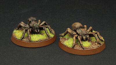 LOTR  Giant Spiders METAL