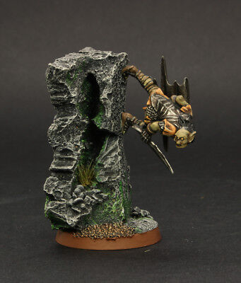 "LOTR  Moria ""Creepy Goblin"" Conversion WELL PAINTED"