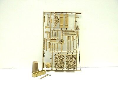 Pola G Scale Model Train Accessory Parts for Crossing Keeper's Hut