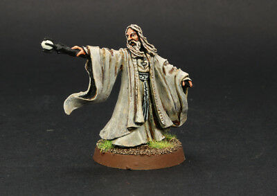 LOTR  Saruman (Escape from Orthanc)