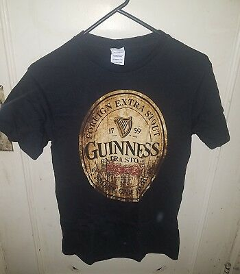Guinness Beer small T-shirt