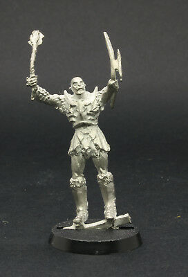 LOTR Azog armored ( scratch sculpt and cast)