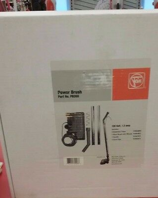 FEIN PB350 Electric Floor Brush for Turbo Vacuums - New in the Box.