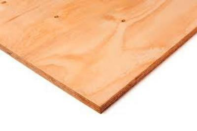 Sheathing/Coniferous Plywood Sheets 1220mm x 2440mm-9mm-12mm-18mm
