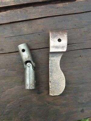 Vintage Kalamazoo Metal Cutting Band Saw Hydraulic Control Rod Parts