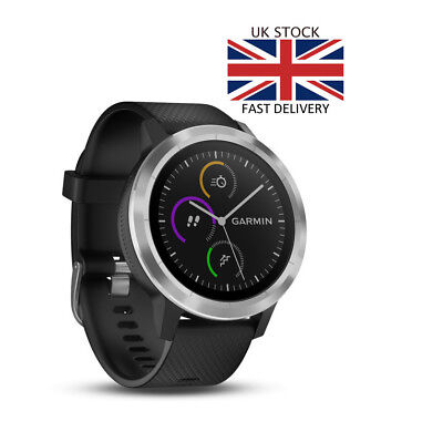 Garmin Vivoactive 3 GPS Smartwatch with Contactless Payment & Wrist Heart Rate