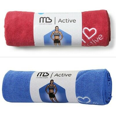 MB Active by Michelle Bridges Oversize Gym Towel - Assorted*