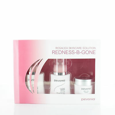 Pevonia Rosacea Skincare Solution Kit NEW IN BOX