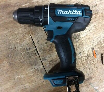 "Makita XPH10 18V Li-Ion 1/2"" Cordless Hammer Drill Brand New Free Priority Mail"
