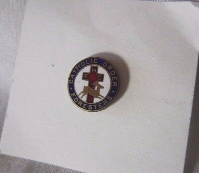 "Forest Rangers FHC Catholic Order of Foresters 6/"" Patch"