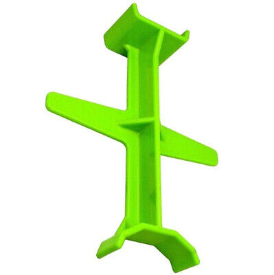 Kustom Mx Motorcycle Fork Support Tie Down Strut Brace - Green