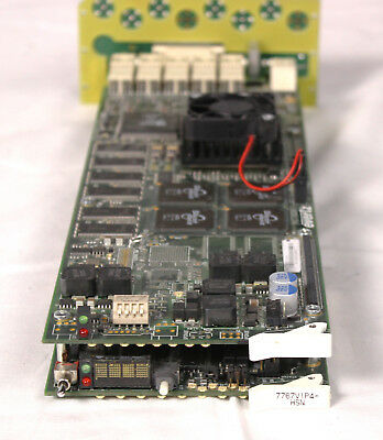 Evertz 7767VIP4-HSN 4 Input HD/SD/Analog Multiviewer Card