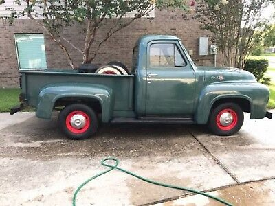 1955 Ford F-100  1955 Ford F100 Truck